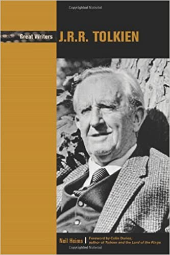 J.R.R. Tolkien (Great Writers)