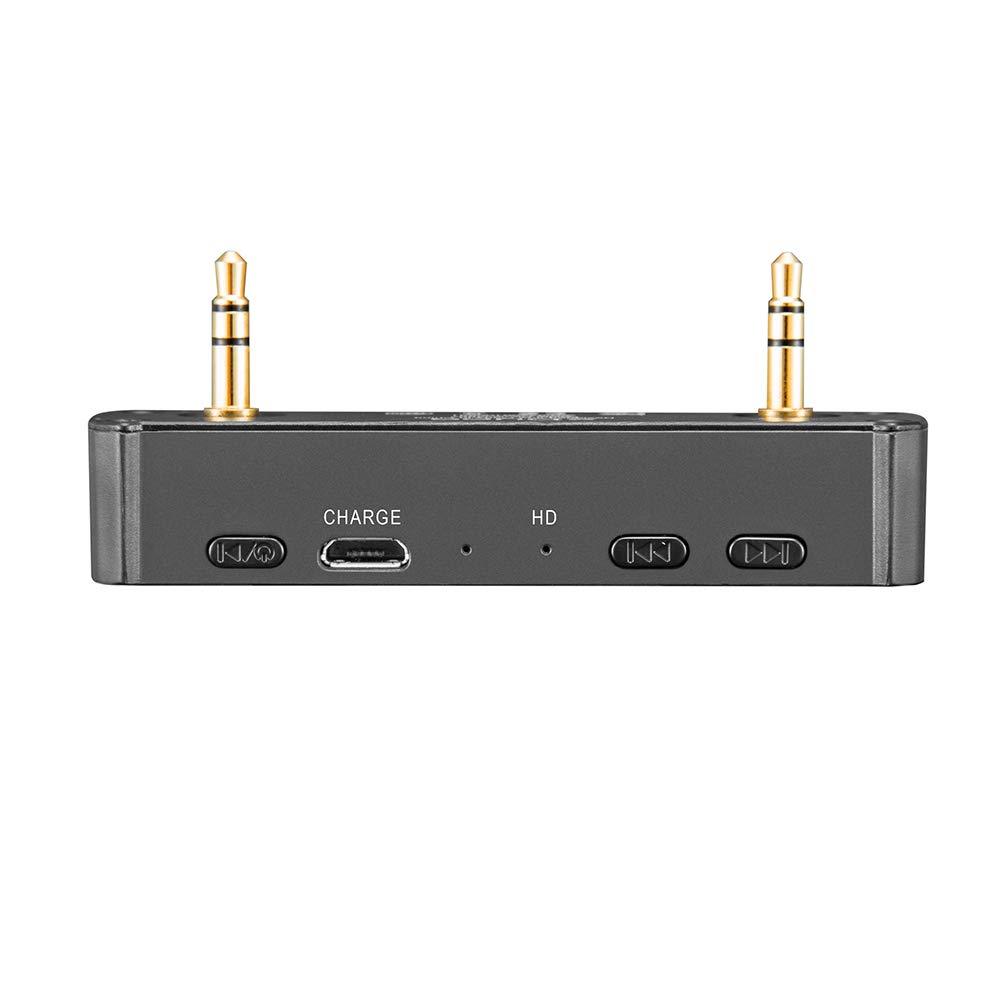Docooler xDuoo 05BL Bluetooth Tocadiscos Digital para Amplificador ...