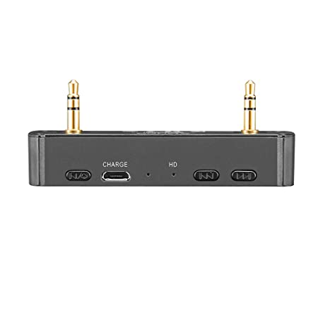 Docooler xDuoo 05BL Bluetooth Tocadiscos Digital para Amplificador de Auriculares XD-05 Bluetooth5.0 transmisor giradiscos Accesorios de Amplificador ...