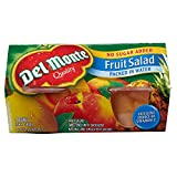 Del Monte Fruit Salad in Water, 4 X 107ml, (Pack Of 6), 1 Count