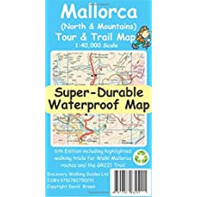 Mallorca North & Mountains Tour & Trail Super-Durable Map
