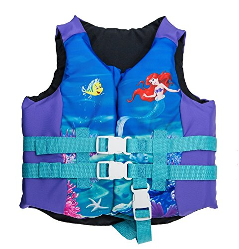 SwimWAys Disney Ariel PFD Child Life Jacket