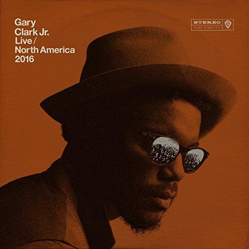 Album Art for Live North America 2016 by Gary Clark Jr.