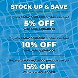 Mav AquaDoc Hot Tub Filter Cleaner Soak Solution