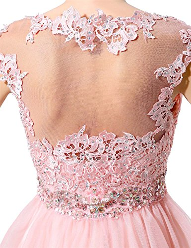 Lace Anmor Short ARLX011 Backless Dresses Girls Prom Green Ball Homecoming qq4CnrwgE