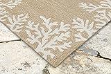 Liora Manne CAP34162012 1620/12 Coral Border