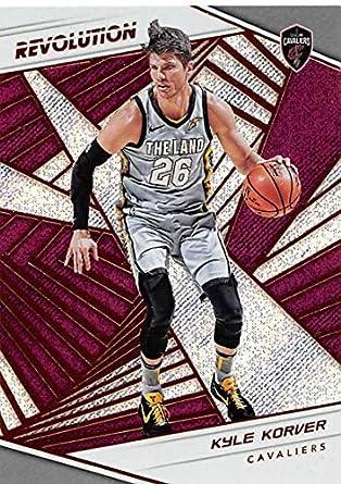 huge discount a0c45 f185b Amazon.com: 2018-19 Panini Revolution Basketball #84 Kyle ...
