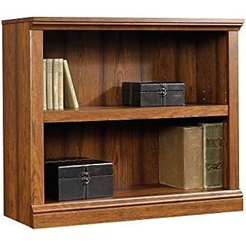 Sauder 2 Shelf Bookcase, Washington Cherry