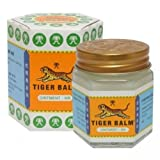 2 x White Tiger Balm Herbal Ointment 30g Relief