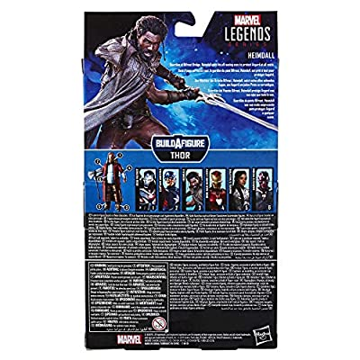Avengers Marvel Legends Series Infinity War 6
