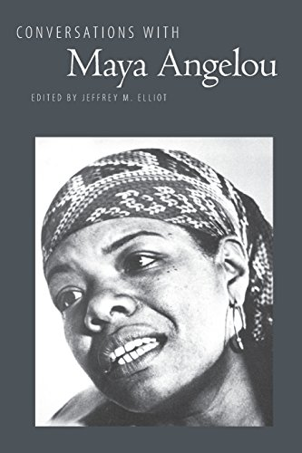 Books : Conversations with Maya Angelou (Literary Conversations Series)