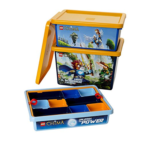 LEGO Legends of Chima Sorting/Storage System
