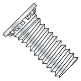 5/16-18 x 1 1/4'' Self Clinching Studs/Steel/Zinc (Carton: 500 pcs)