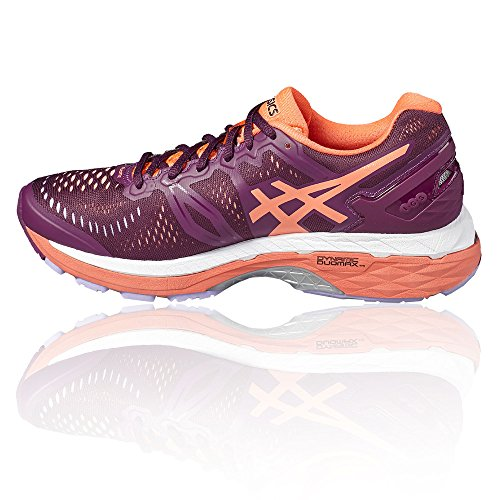 Chaussures 3206 Asics de EU Violet Flash Adulte Purple Mixte Blanc Fitness 51 Foncé Corail Multicolore Violet Dark Coral T696n White 5 gx4rEq5wx