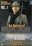 The Return of Sherlock Holmes, Vol. 1 - The Empty House & The Abbey Grange