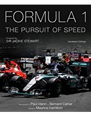 Hamilton, M: Formula One: The Pursuit of Speed: A Photographic Celebration of F1's Greatest Moments