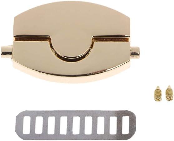 For DIY Handbag Craft Purse Parts Hardware Metal Bag Clasp Turn Lock Twist Lock