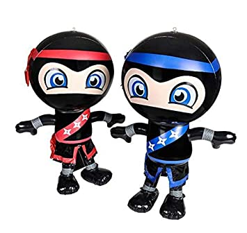 Amazon.com: DollarItemDirect 24 inches Ninja Inflate, Case ...