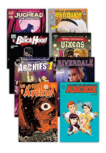 Archie Comics Book Value Pack (Includes 26 Comics) from Archie Comics