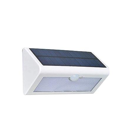 Amazon.com: Aolvo Solar Motion Sensor Light Bulb, 38 LED ...