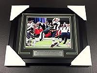 Brandon Graham Strip Sack Philadelphia Eagles Sb Lii Champions Framed 8x10 Photo