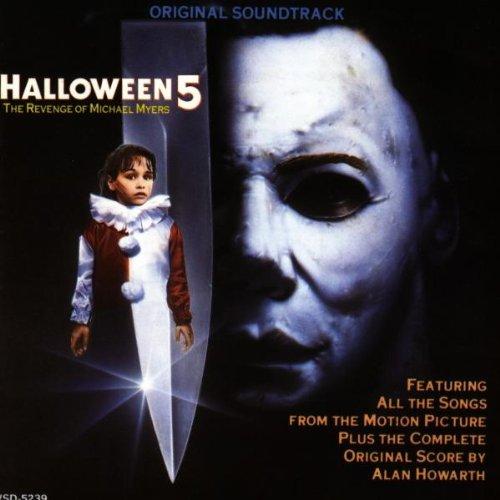 Halloween 5 (OST): Amazon.co.uk: Music