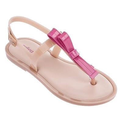 Melissa Shoes Slim Sandal Light Pink Matte 8 | Sandals