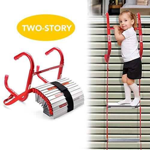 DELXO Fire Escape Ladder