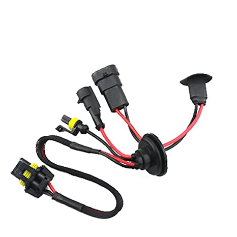 51stnDSkx7L._SX466_ amazon com hot system h1 6000k hid xenon replacement light bulbs luminics h7 wiring harness at bayanpartner.co