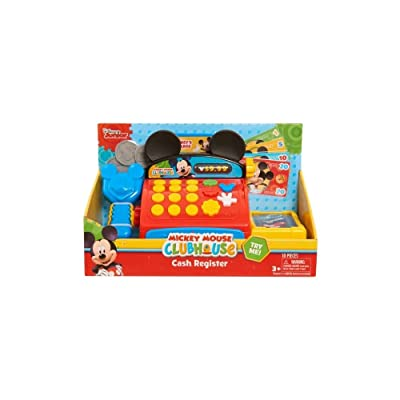 Disney Mickey Mouse Clubhouse Cash Register: Toys & Games