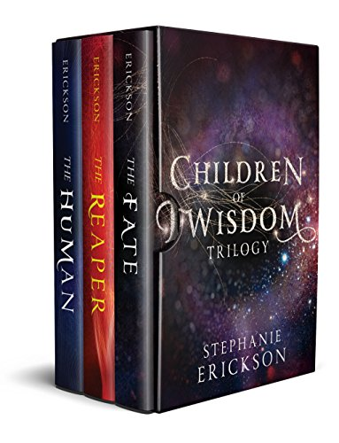 The Children of Wisdom Trilogy by Stephanie Erickson