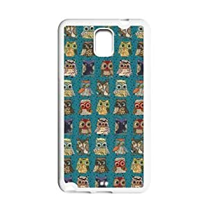 Personalized Styles of Owl Case for SamsungGalaxy Note3 TPU by supermalls