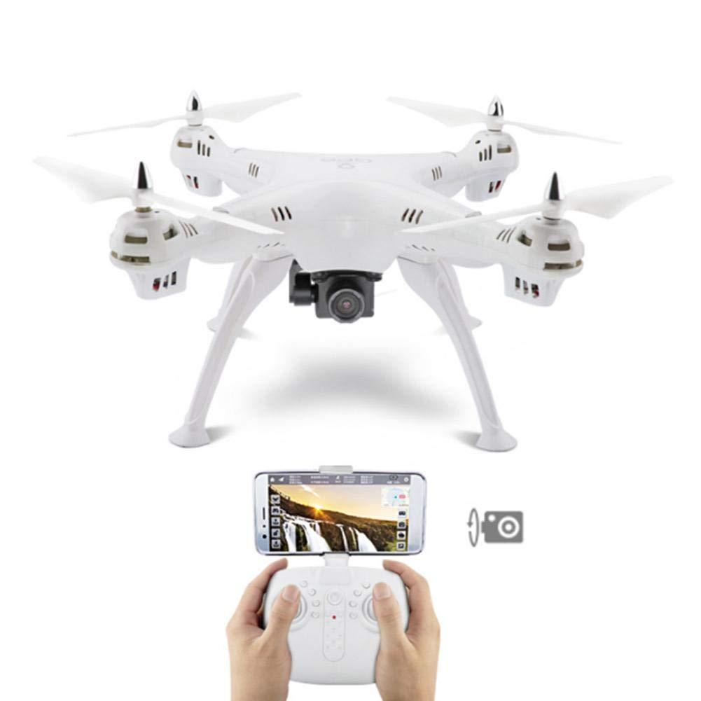 Drone per principianti HD 4K, quadrocopter auto-following, volo direzionale, surround a virgola fissa, modalità headless, GPS dual mode air pressure