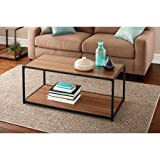 Mainstays Metro Coffee Table, Warm Ash Finish