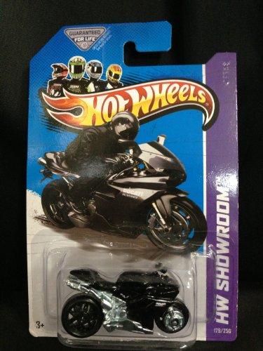 2013 Hot Wheels - HW Showroom - Ducati 1098R - Black