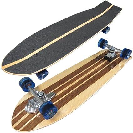 サーフ スケートボード コンプリート グラビティー 36インチ e-original36-TH3