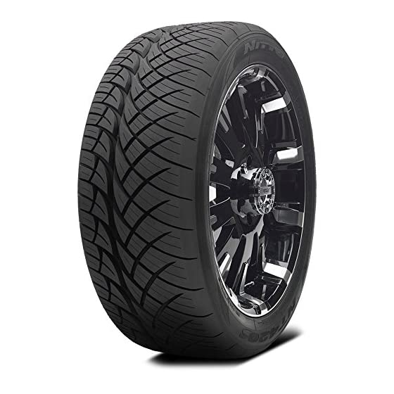 Nitto NT420S All-Season Radial Tire -305/50R20XL 120H