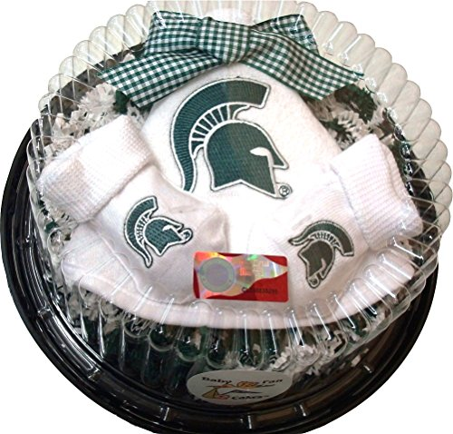 Future Tailgater Michigan State Spartans Baby Piece of
