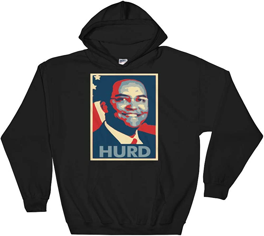 Stachimals Political Parody with Will HURD Hoodie