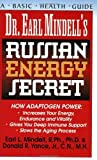 img - for Dr. Earl Mindell's Russian Energy Secret Paperback   March 1, 2002 book / textbook / text book