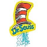 Dr Seuss Party Supplies - Pull-String Pinata