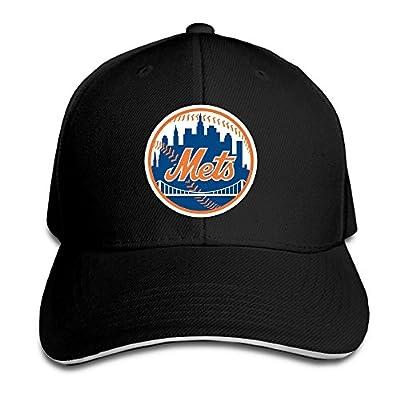 Runy Custom Mets Adjustable Sandwich Hunting Peak Hat & Cap