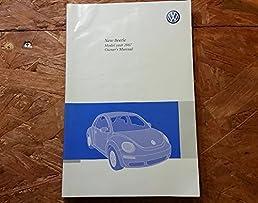 2007 vw volkswagen beetle bug owners manual amazon com books rh amazon com 2007 vw beetle owners manual free download 2007 vw beetle owners manual free download