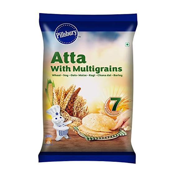 Pillsbury Multi Grain Atta, 5kg