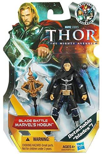 Thor The Mighty Avenger - Hogun Figur 9.5cm [UK Import]