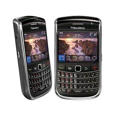 Verizon BB9650MOC BlackBerry Bold 9650 Replica Dummy Phone/Toy Phone, Black by Verizon