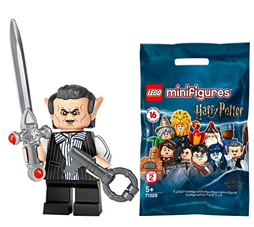 LEGO 71028 Harry Potter Series 2 - Grip Hook with Sword of Gryffindor
