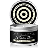I & Candle Aromatherapy Soy Wax Scented Candles (White Tea & Ginger)