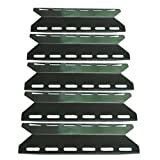 Grill Valueparts REV341 (5-pack) BBQ Replacement Gas Grill Porcelain Enamel Steel Heat Plate For Barbeque Galore, Charmglow, Jenn-Air, Kirland, Members Mark, Nexgrill, Perfect Flame, Perfect Glo & Pro Series Model Grills (Dims: 17 5/16