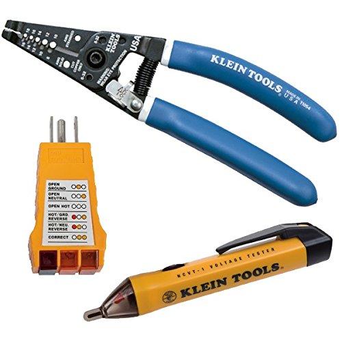 Klein Range Voltage Tester Strip